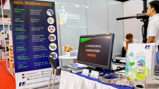22.06.2015 : Joined MANUFACTURING EXPO 2015 at Bitec Bangna, Bangkok