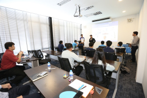 NTET Open House Seminar : Utilization of Non-Contact Measurement Data on 25-26 October 2018
